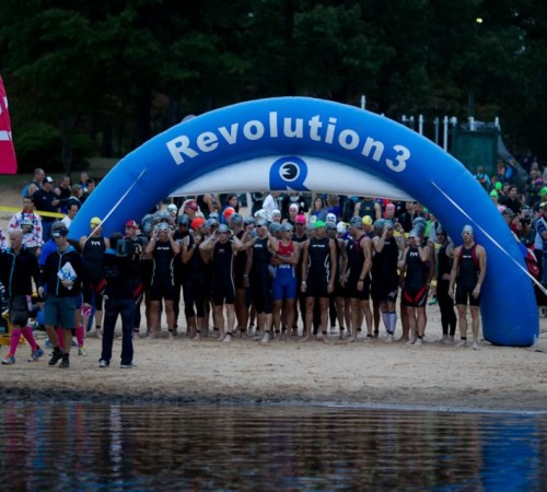 A brilliant race supported by the most amazing people: REV 3 ANDERSON