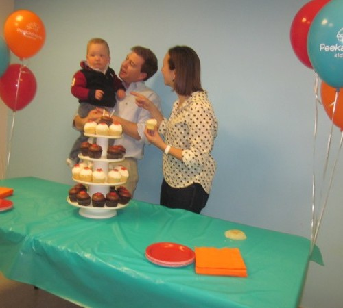Ryan's 2nd birthday party!