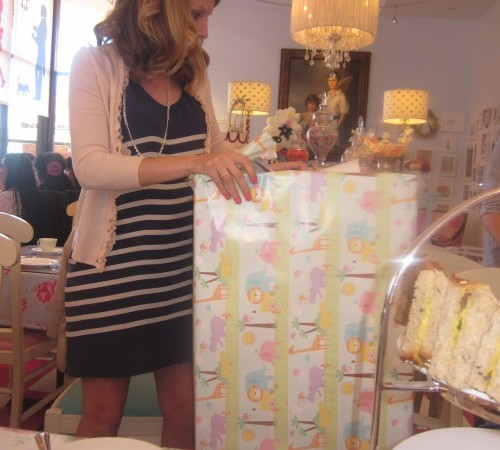 Molly's Baby Shower!  Here is our mom-to-be looking fantastic as always! So excited for the June arrival!