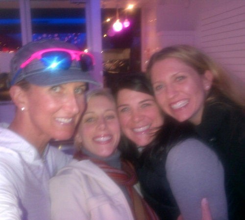 Cupcaking it up w/ the Michigan gals!