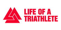 Life of a Triathlete logo