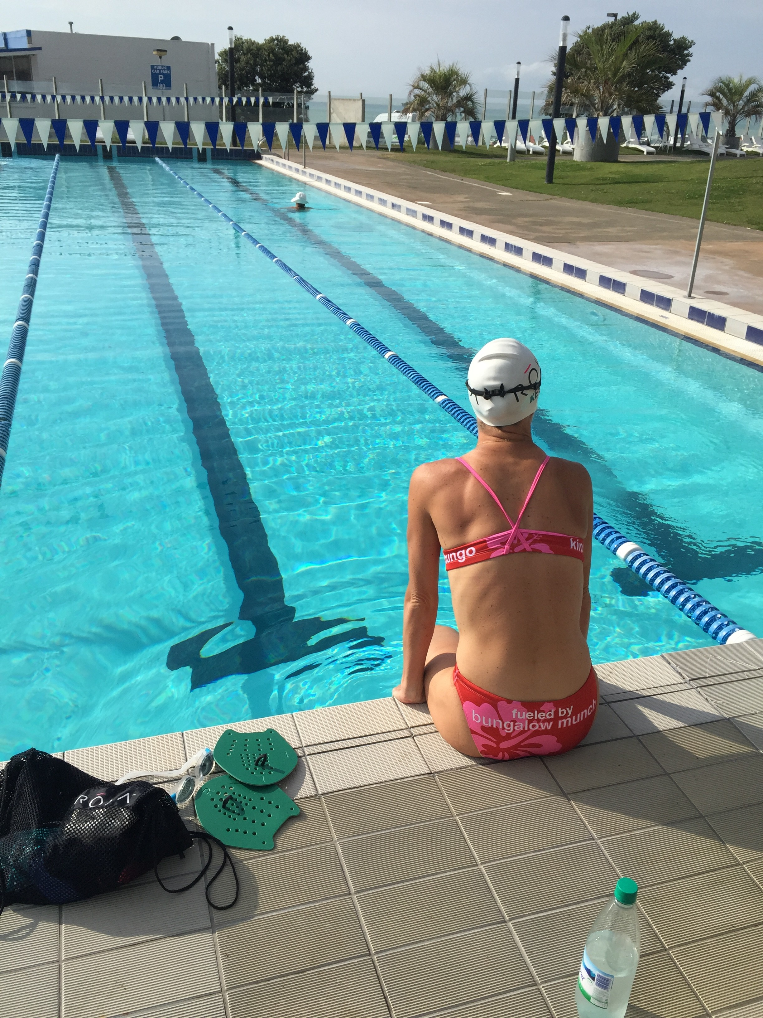 Meredith Kessler endurance swimming triathlon