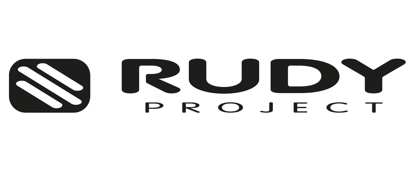 Rudy Project Sunglasses and Helmets Logo Black Letters