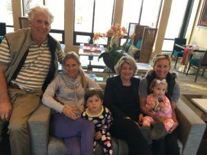 Meredith Kessler Triathlete Family Picture Corte Madera