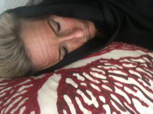 Meredith Kessler Triathlete Sleeping Under The Weather