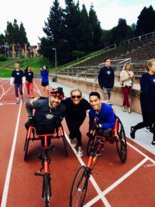 Meredith Kessler Triathlete Challenged Athletes Foundation Event San Francisco