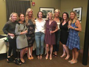Meredith Kessler friends Marin Mill Valley baby shower