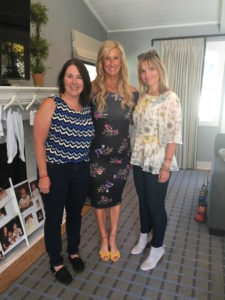 Meredith Kessler and friends baby shower Marin California