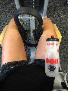 Meredith Kessler Gumption water bottle gym