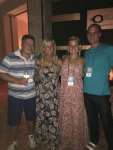 Meredith Kessler Hillary Biscay and husbands