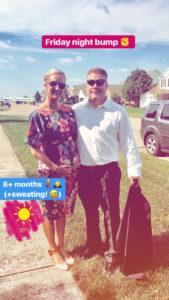 Meredith Kessler with Husband Aaron Kessler