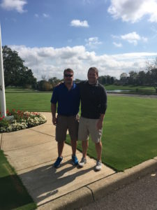 Meredith Kessler husband and friend The Lakes Country Club